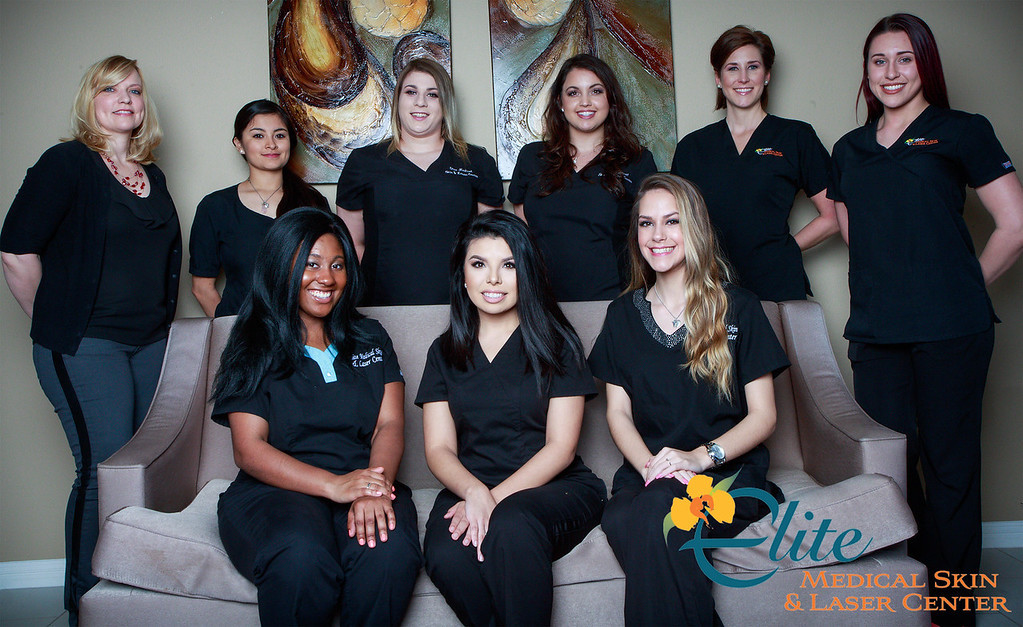 Elite Medical Skin & Laser Center Staff