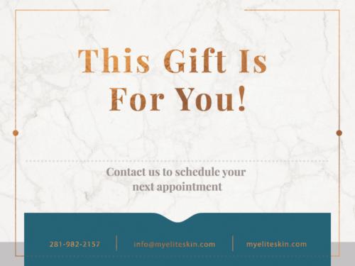 elite gift card