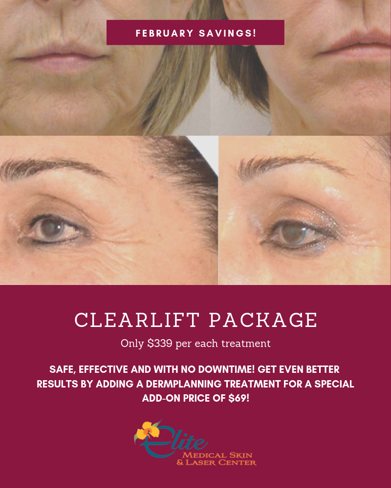 Clear Lift Special Package